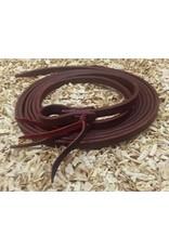 Cattleman's Cattleman's  harness leather reins  VERY THIN  3/8″