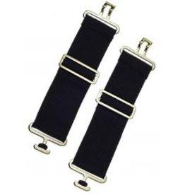 Showman ® Showman® Belly Surcingle Extender Straps.