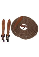 Cattleman's Soft nylon  lunge line  16' long