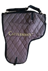 Cattleman's Saddle carrying bag  with filling  CATTLEMAN'S