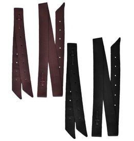 Showman ® Showman ®  Premium Quality Nylon Off Billet and Tie Strap Set.
