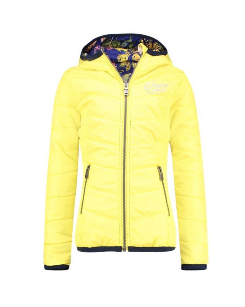 Vingino Vingino Jacket Tarelle Yellow Katoen