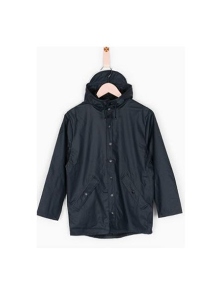 Raincoat Drop Navy