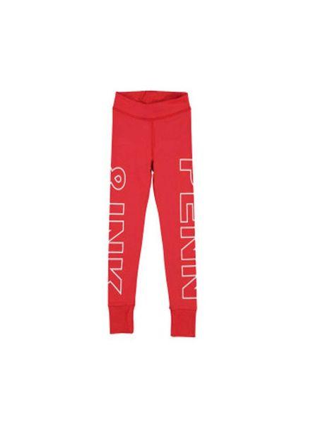 PENN&INK Trousers Print S18F167K Flame  Elastan