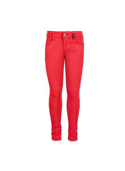 Retour Jeans Pants  Anke Bright Red Katoen