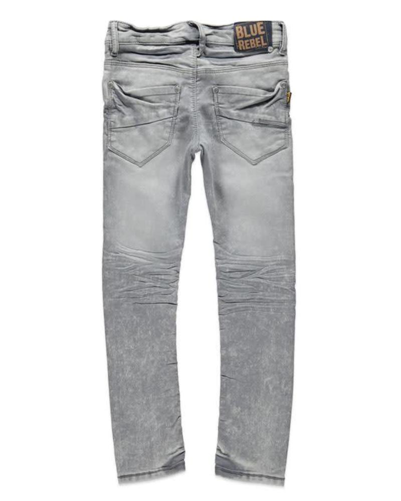 Blue Rebel Jeans Holder 7132031 FT wash Katoen Elastan