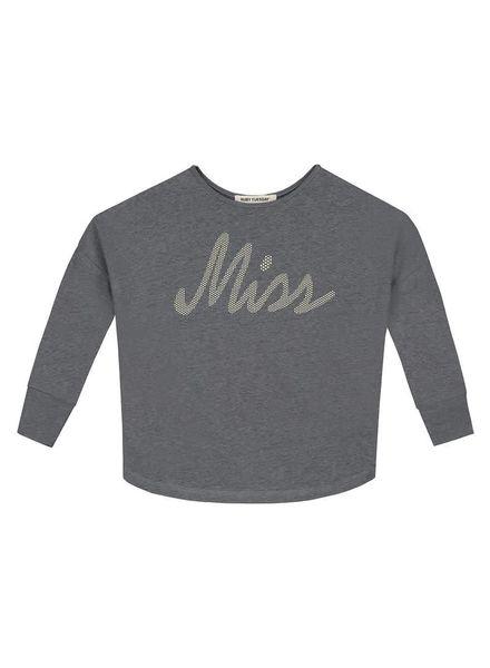 Miss Ruby Tuesday Shirt LS Ariel grijs