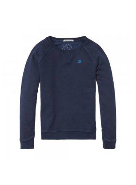 Scotch Shrunk sweater 132860 002 Katoen