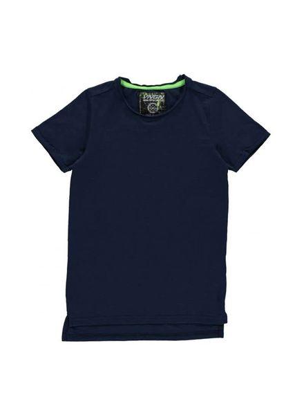 Vingino T- Shirt Ilongo Dark Blue Katoen
