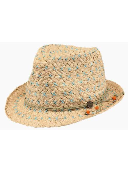 Violin Hat Aqua