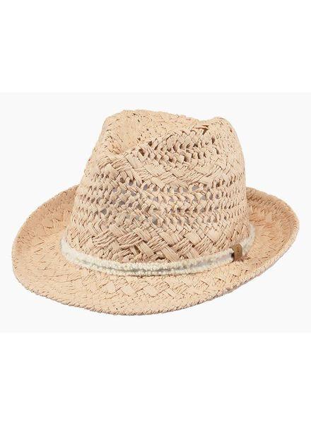 Musette Hat Dusty Pink