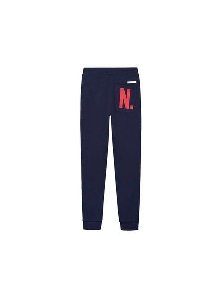 Nik & Nik Sweat Pants Finley Dark blue Katoen Elastan