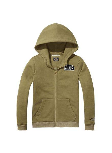 Scotch Shrunk hooded vest 138043 1300 Katoen