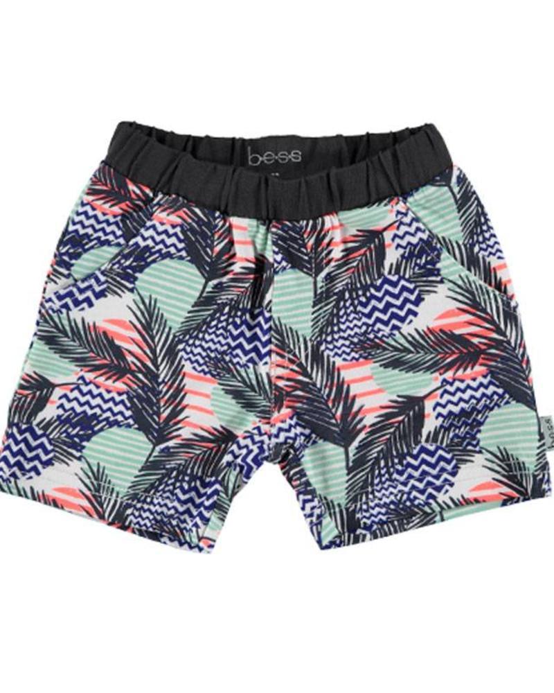 b.e.s.s. Bess Shorts Boys Hawai 1853-005 Katoen