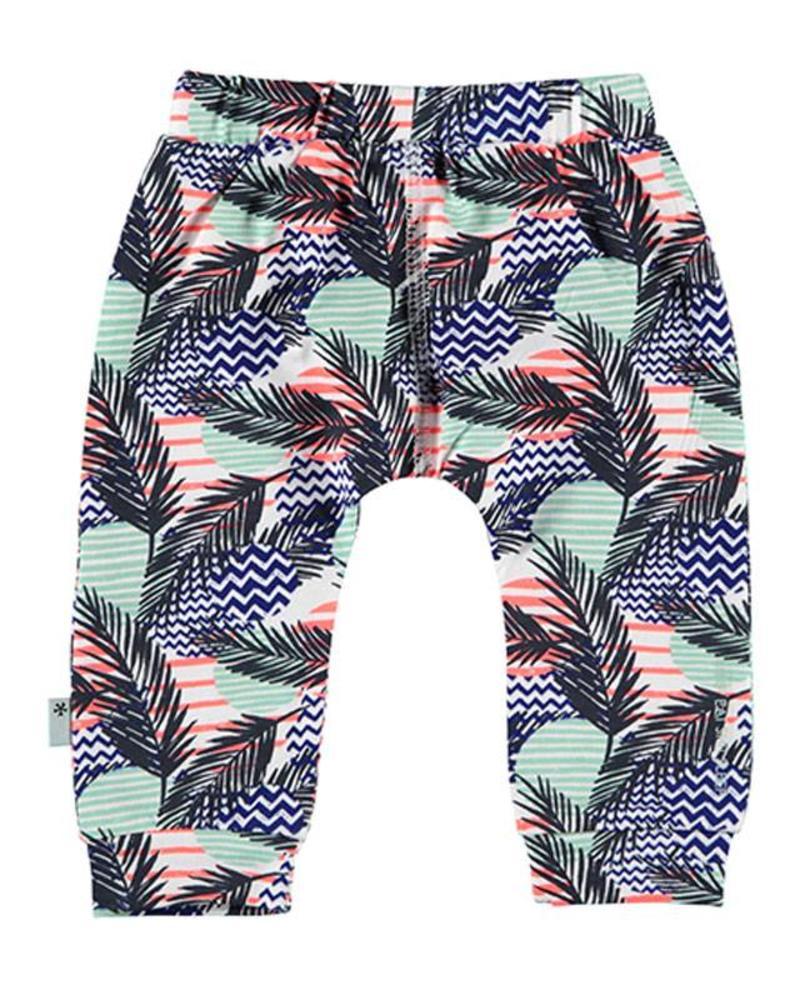 b.e.s.s. Bess Jersey Pants Boys Hawai 1841-005 Katoen
