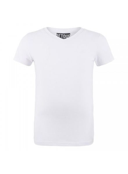 Retour Jeans Retour Jeans T-shirt Sean Wit Katoen Elastan