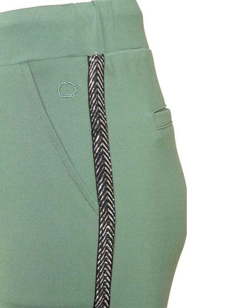 Circle of Trust Circle of Trust Jogpants Robyn New Army  Elastan