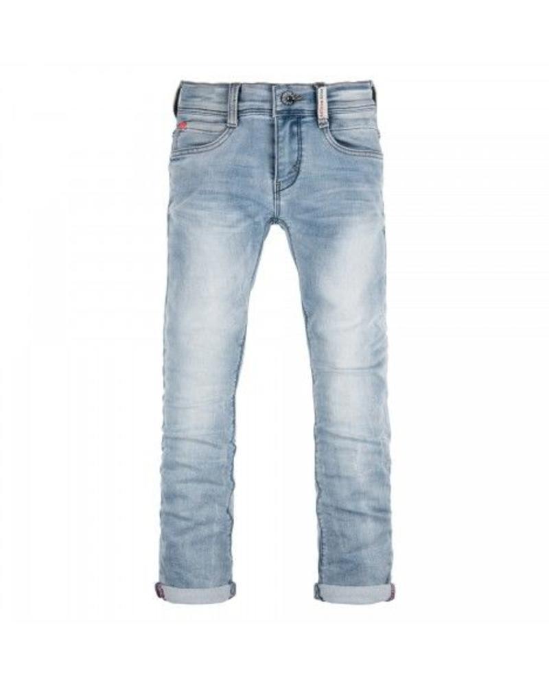 Retour Jeans Retour Jeans Jog Denim Luigi Medium Blue Katoen Elastan