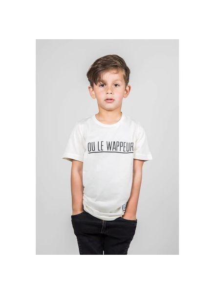 Cheaque t-shirt Ou Le Wappeur
