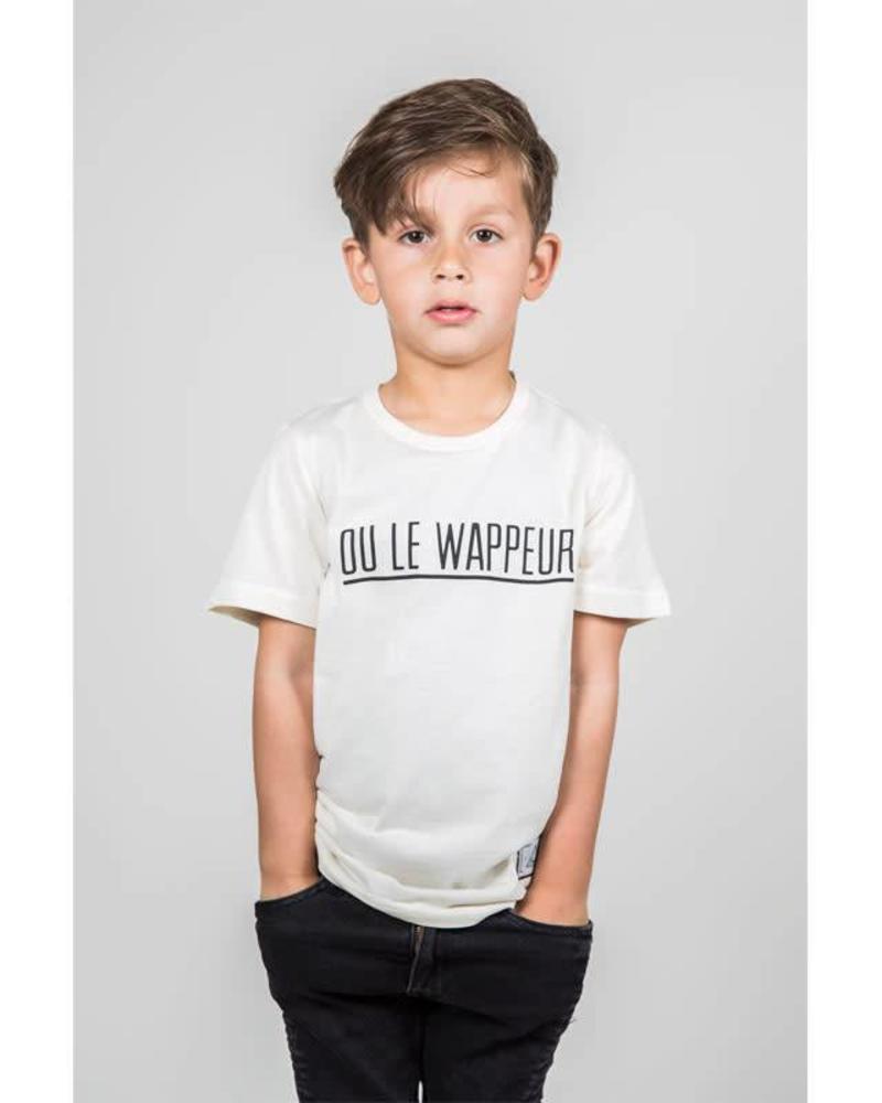 Cheaque Cheaque t-shirt Ou Le Wappeur