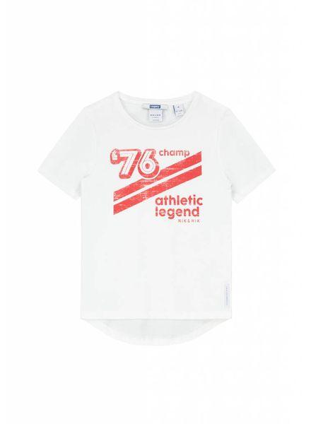Nik & Nik by Nikkie T-shirt Pim B8-901 1804 Off White