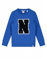 Nik & Nik by Nikkie Sweater Pascal B 8-913 1804 Bright Blue