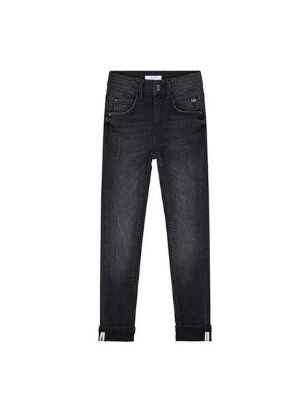 Nik & Nik by Nikkie Denim Jeans Francis Dark Grey B 2-926 1804