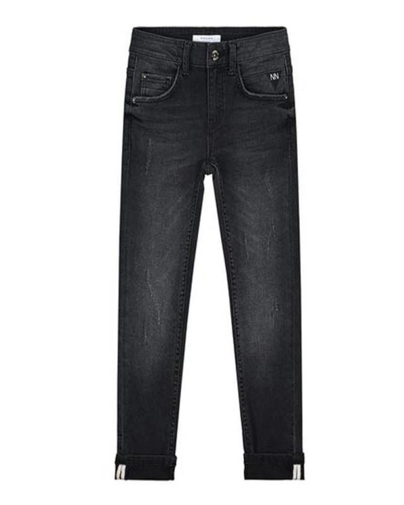 Nik & Nik Denim Jeans Francis Dark Grey B 2-926 1804