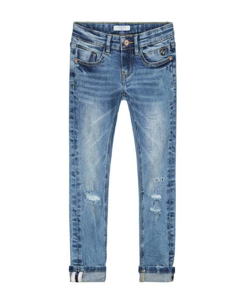Nik & Nik Jeans Fiona Denim Skinny Blue G 2-823 1804