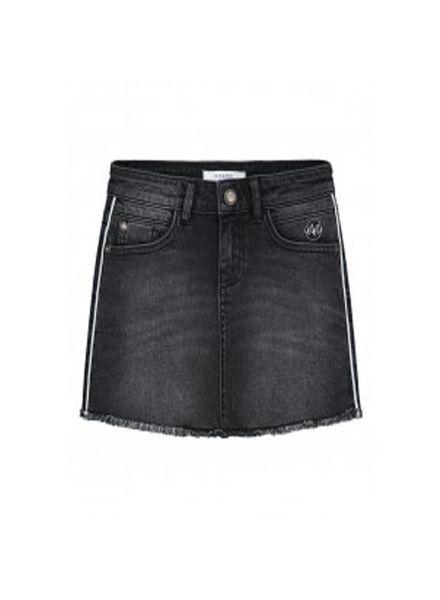 Nik & Nik by Nikkie Celia Denim Skirt Black G 3-828 1804