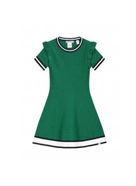 Nik & Nik by Nikkie Jintha Rachel Dress Green G 7-868 1804