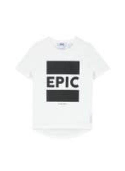 Nik & Nik T-shirt Paul Off White B 8-904 1804