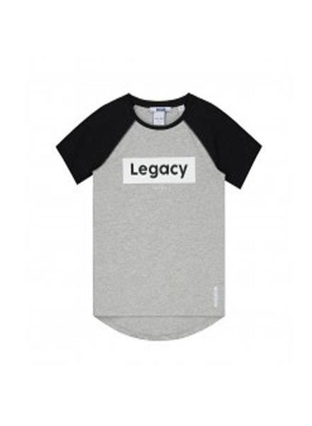 Nik & Nik Powell T-Shirt Light Grey B 8-875 1804
