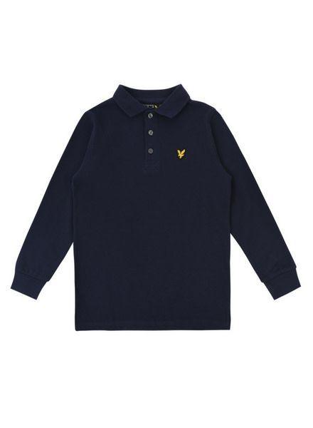 Lyle en Scott Lyle & Scott Shirt L/S Polo LSC0084S-203
