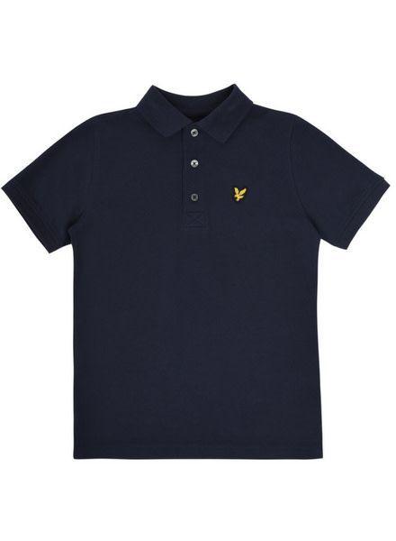 Lyle en Scott Lyle & Scott Shirt Classic Polo Shirt LSC0145S-178