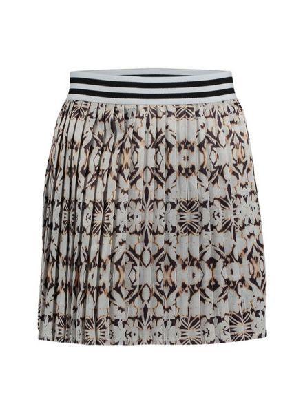 PENN&INK PENN&INK Skirt Plisse AOP W18F339K