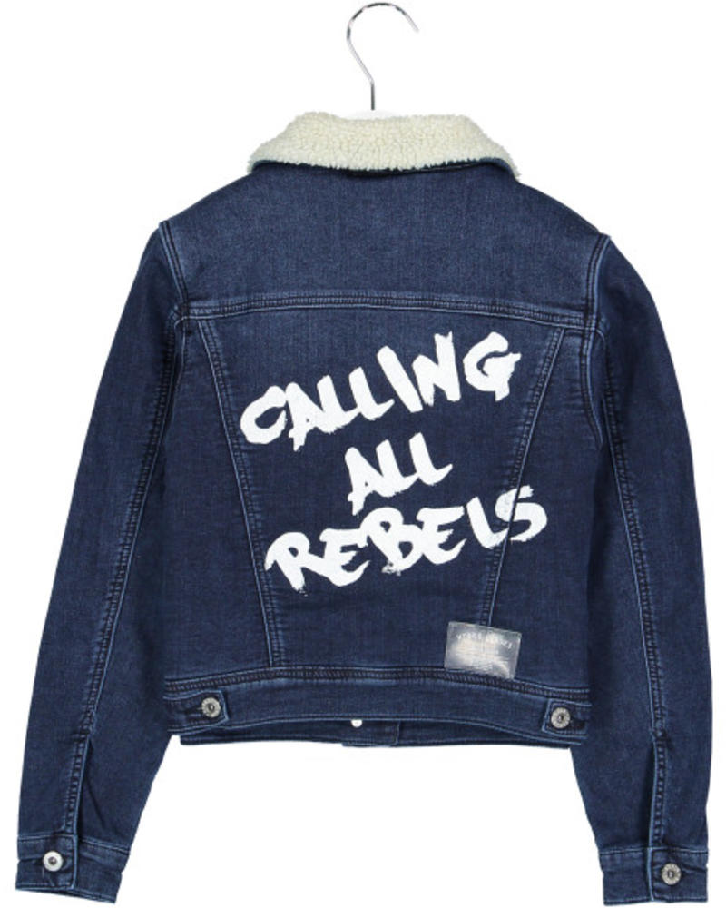 Crush Denim Jacket Jefferson 31810723