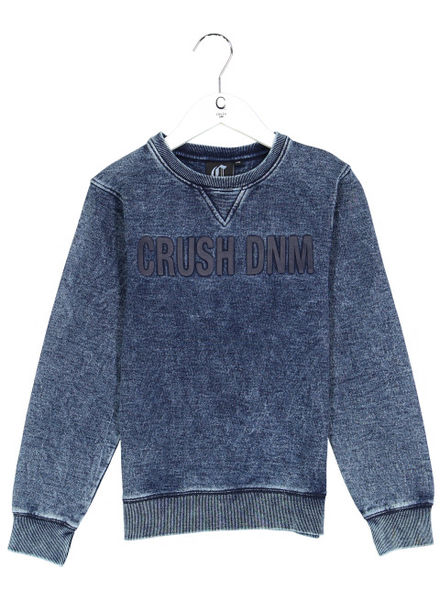 Crush Denim Sweater Silvan 31811120