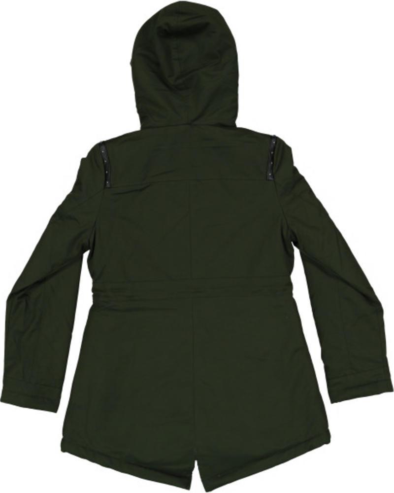 Crush Denim Jacket Jade 31820706