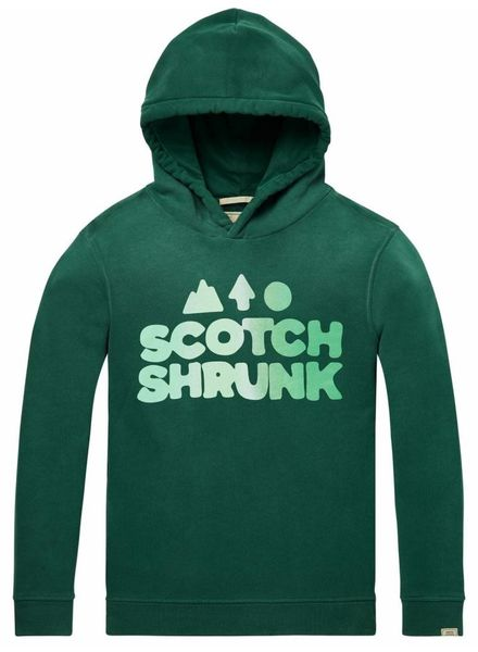 Scotch Shrunk Sweater Hoody 145994