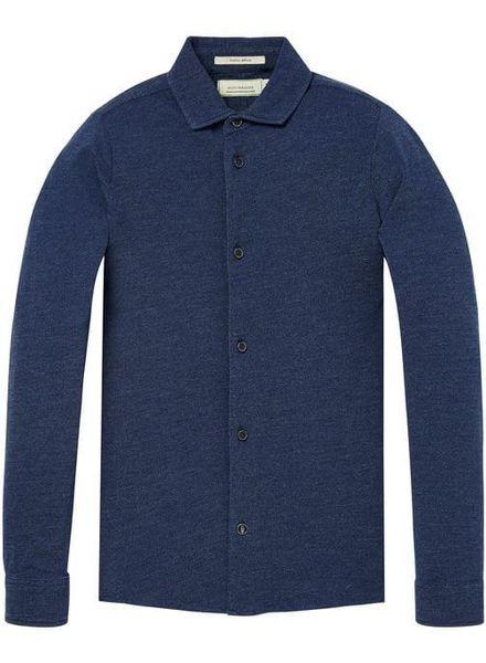 Scotch Shrunk Pique shirt 145949