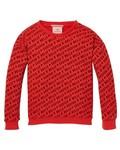 Scotch Rebelle AOP Crewneck Sweater 148476