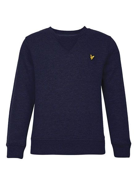 Lyle en Scott Lyle & Scott Sweater Classic Crew Neck Fleece LSC0016S-203