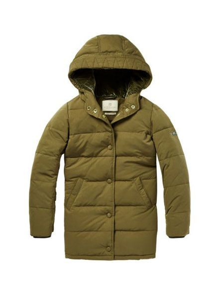 Scotch Rebelle Padded jacket 146966