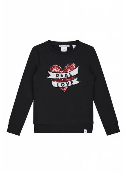 Nik & Nik Sweater Real Love G 8-075 1805