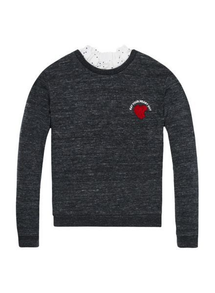 Scotch Rebelle Sweater Relaxed 144436