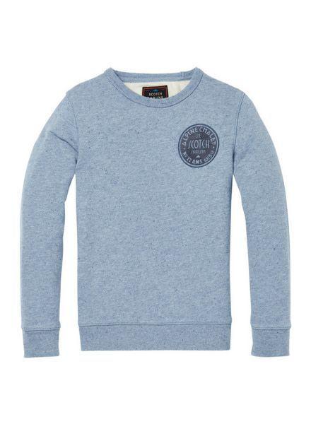 Scotch Shrunk Sweater Crew Neck 145987