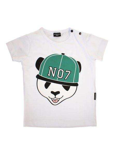 Lucky No7 T-shirt Panda WP18.802.000