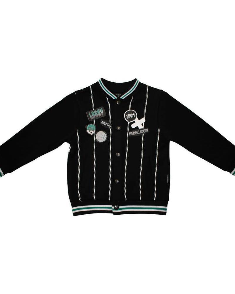 Lucky No7 Vest Panda Baseball WP18.421.999