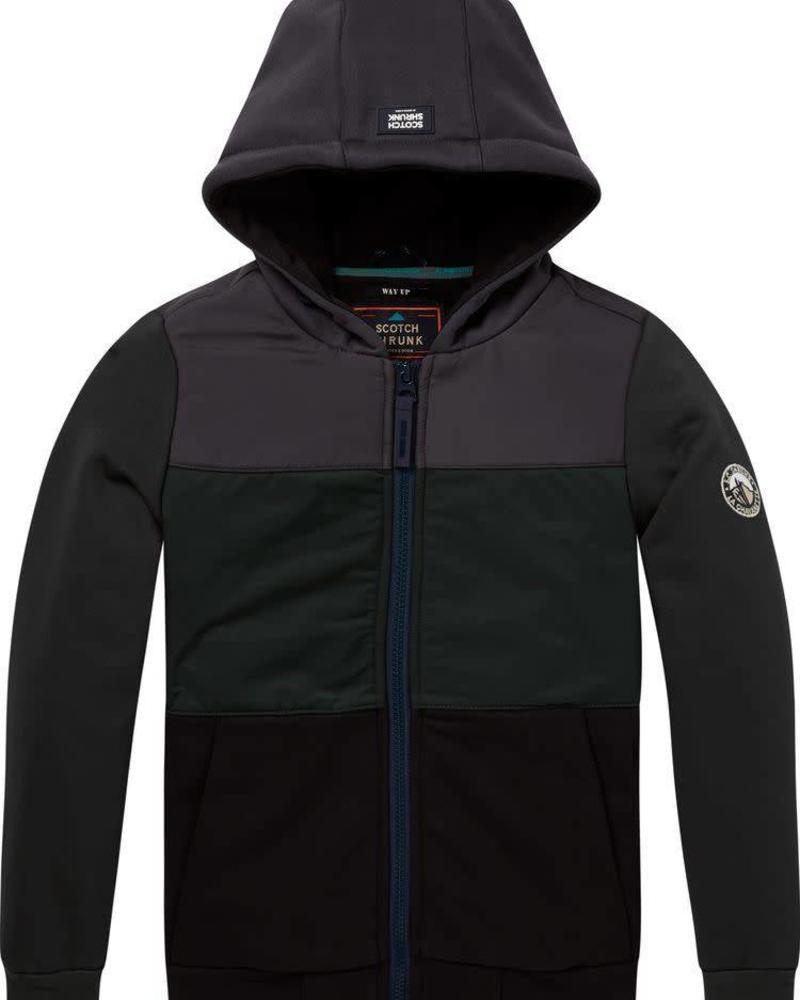 Scotch Shrunk Jacket Sweat 146806